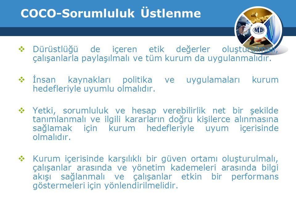 COCO-Sorumluluk Üstlenme