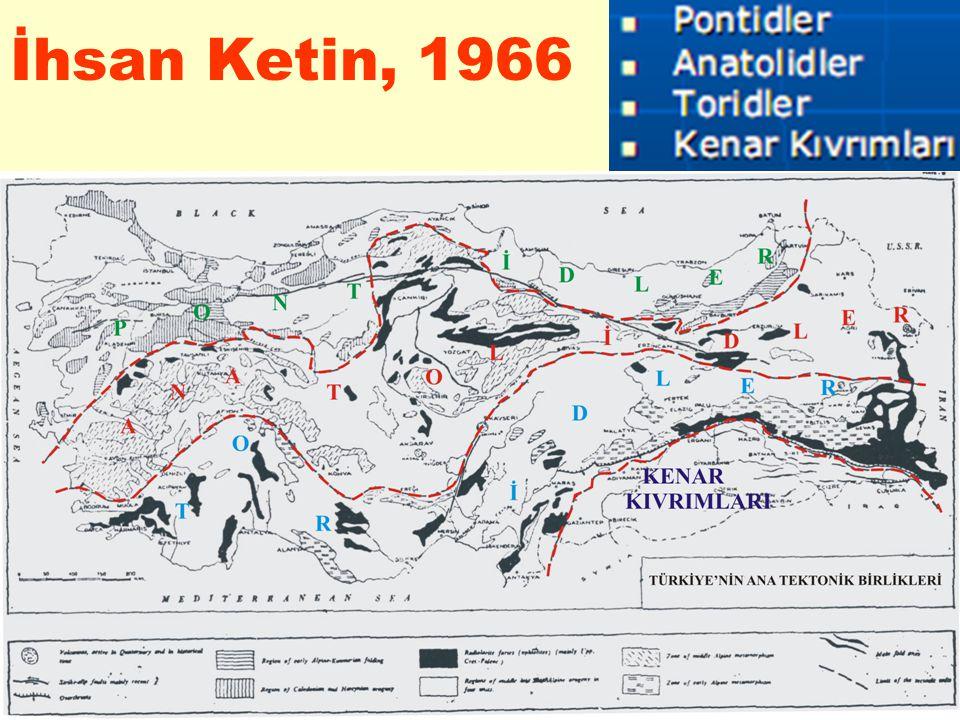 İhsan Ketin, 1966