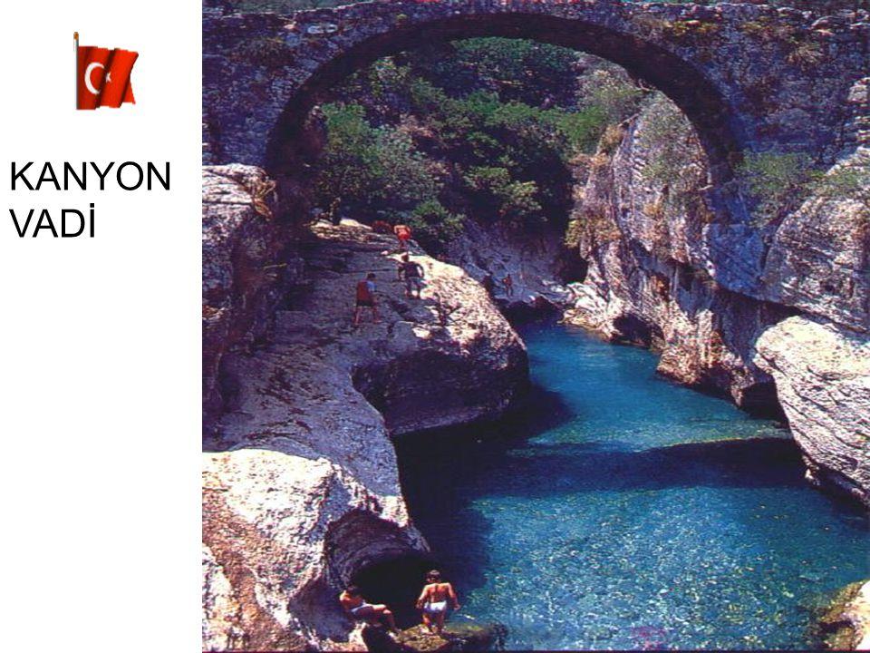 KANYON VADİ Kanyon