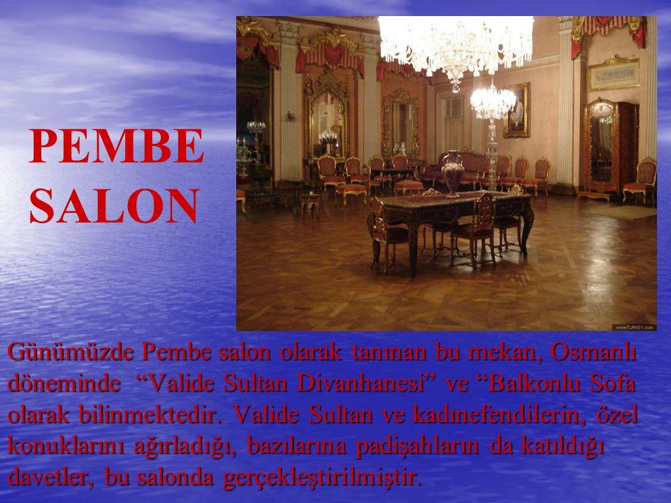 PEMBE SALON.