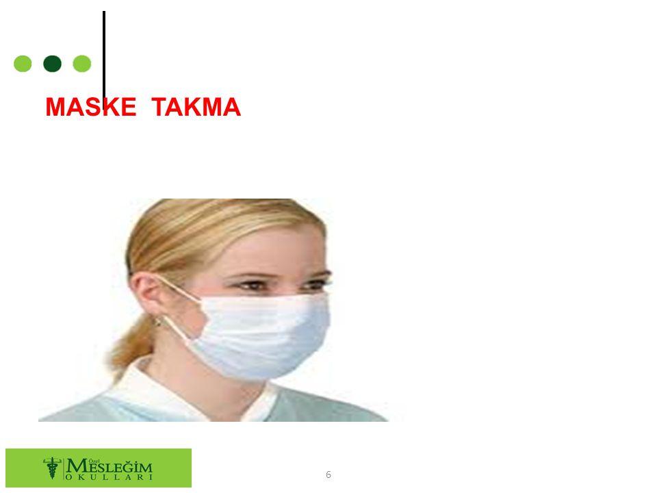 MASKE TAKMA