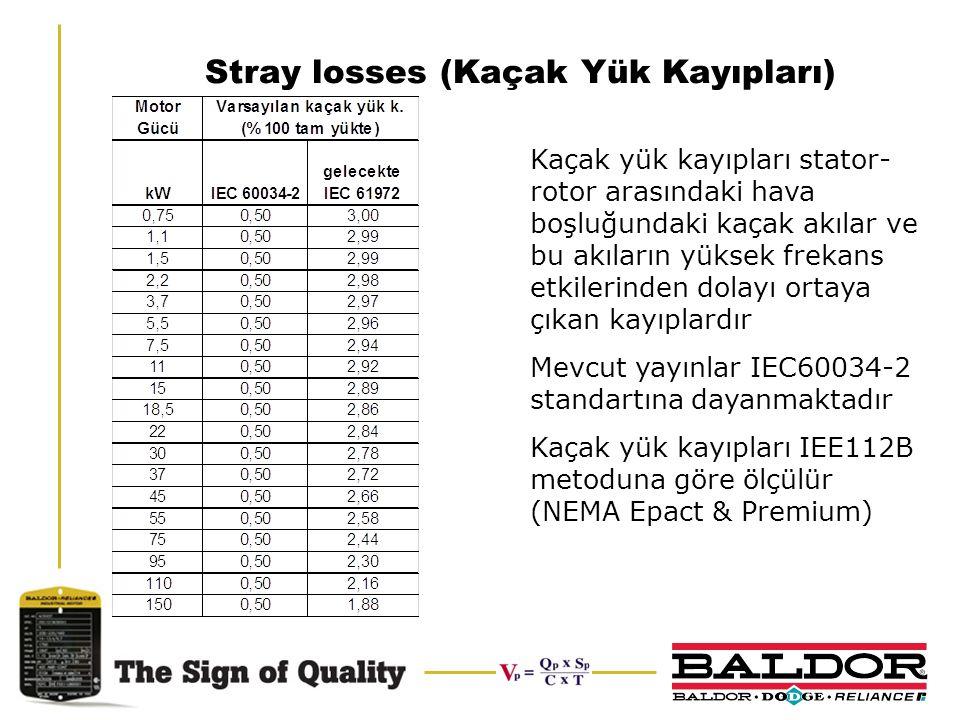Stray losses (Kaçak Yük Kayıpları)