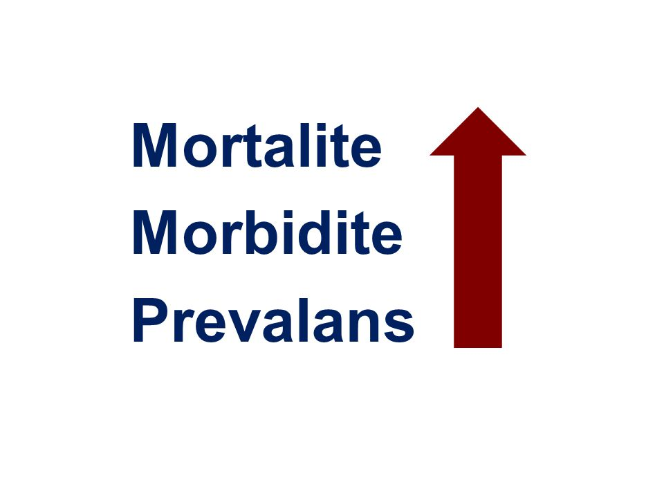 Mortalite Morbidite Prevalans
