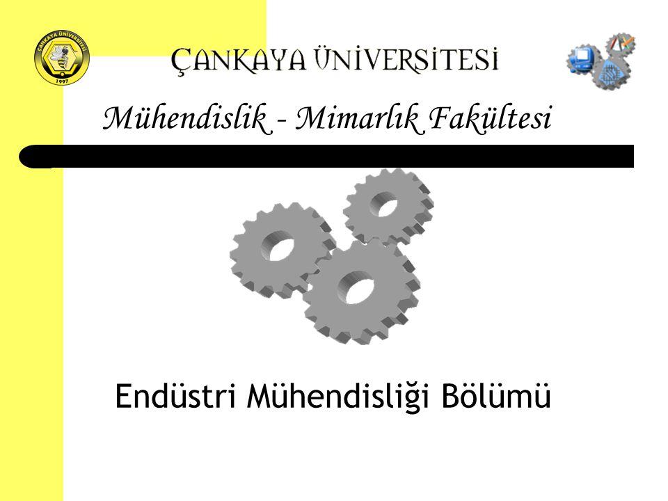 Mühendislik - Mimarlık Fakültesi