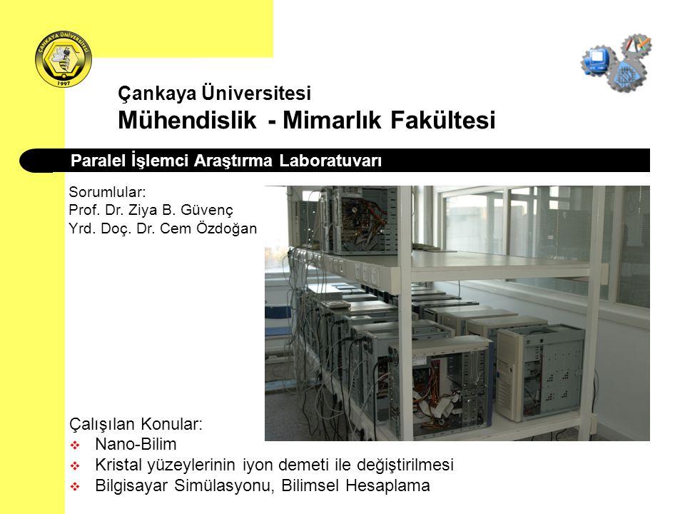 Paralel İşlemci Araştırma Laboratuvarı