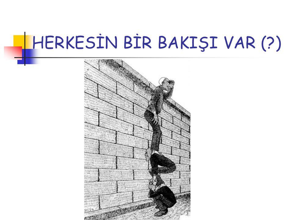 HERKESİN BİR BAKIŞI VAR ( )