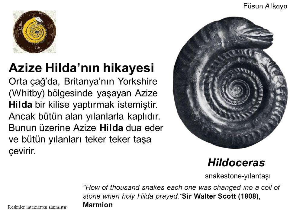 Azize Hilda'nın hikayesi