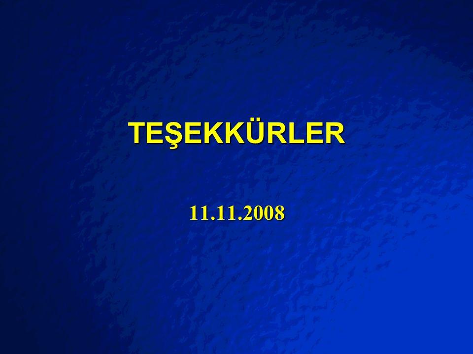 TEŞEKKÜRLER 11.11.2008