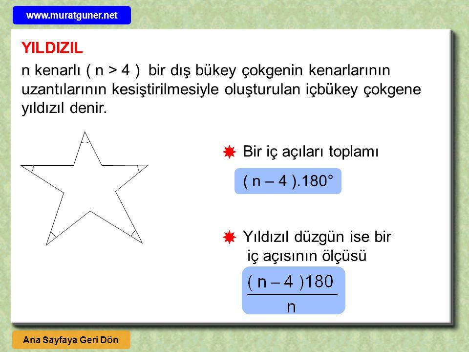www.muratguner.net YILDIZIL.