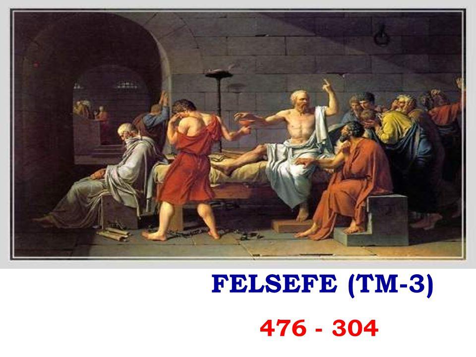 FELSEFE (TM-3) 476 - 304