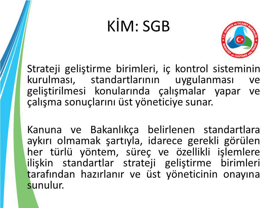 KİM: SGB