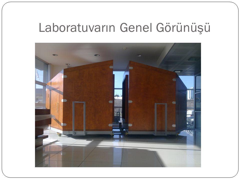 Laboratuvarın Genel Görünüşü