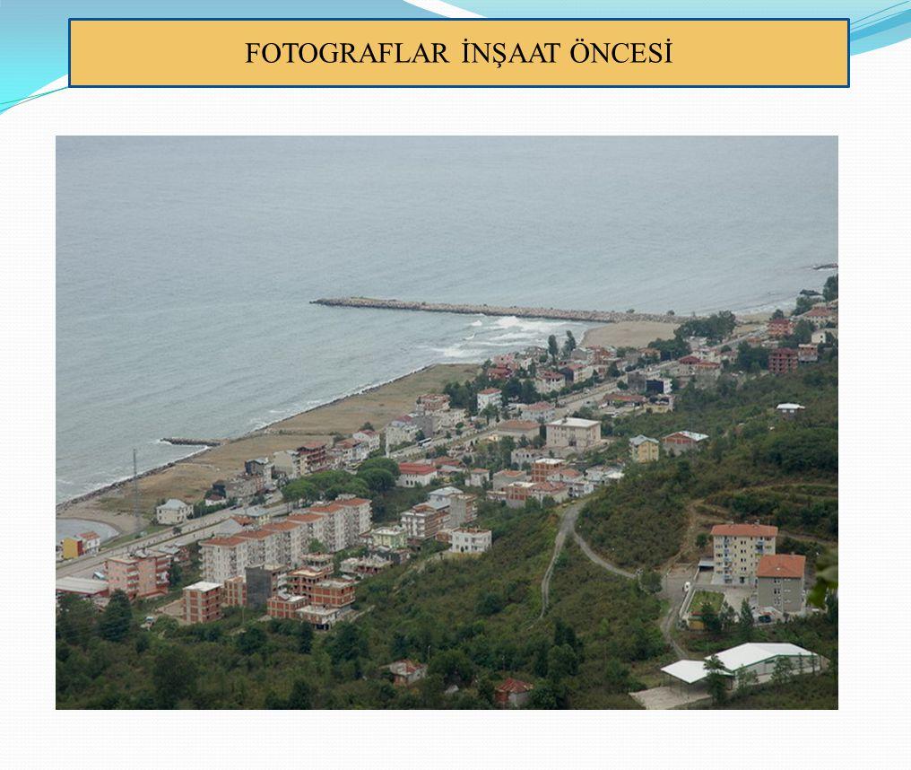 FOTOGRAFLAR İNŞAAT ÖNCESİ