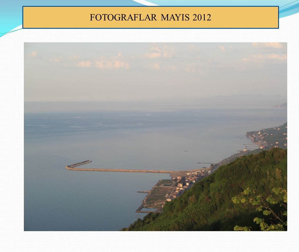 FOTOGRAFLAR MAYIS 2012