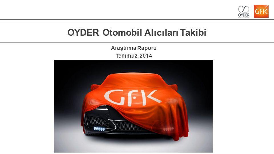 OYDER Otomobil Alıcıları Takibi