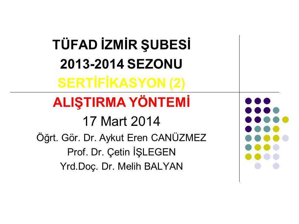 Öğrt. Gör. Dr. Aykut Eren CANÜZMEZ