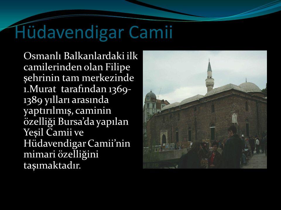 Hüdavendigar Camii