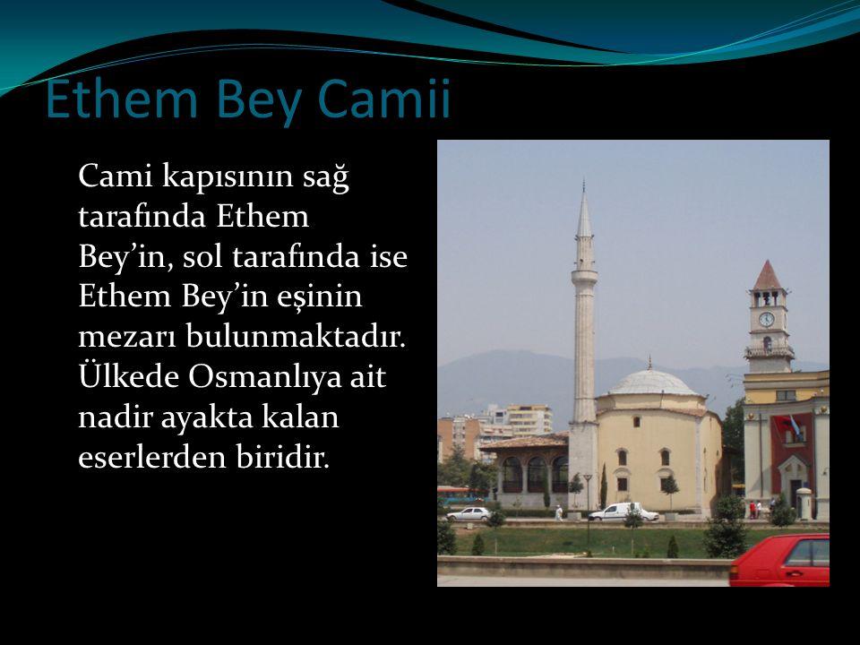 Ethem Bey Camii
