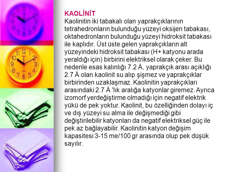 KAOLİNİT