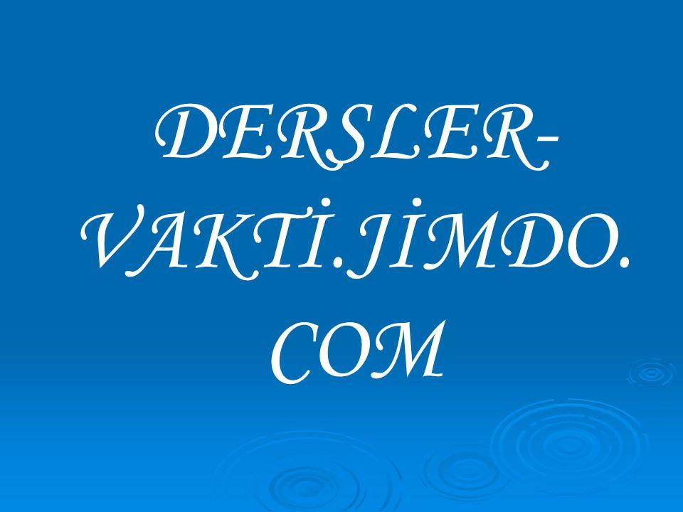 DERSLER-VAKTİ.JİMDO.COM