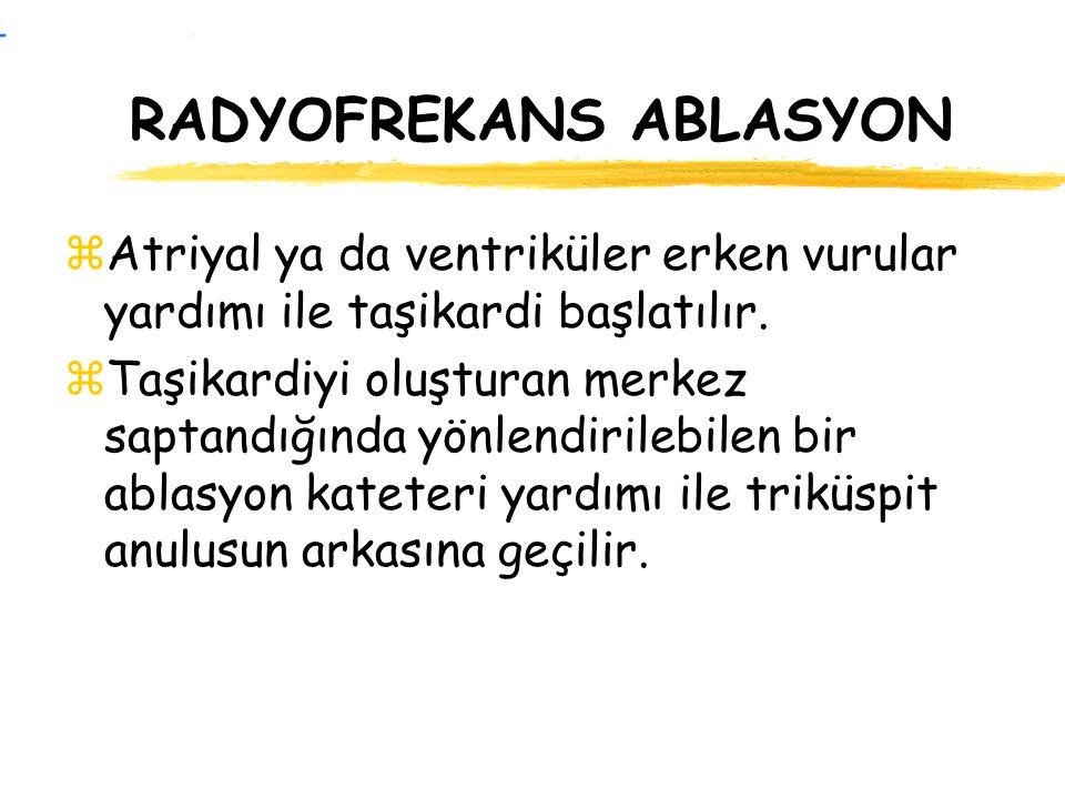 RADYOFREKANS ABLASYON