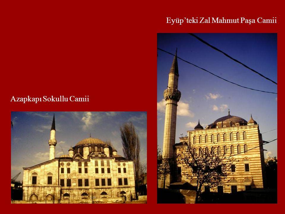 Eyüp'teki Zal Mahmut Paşa Camii