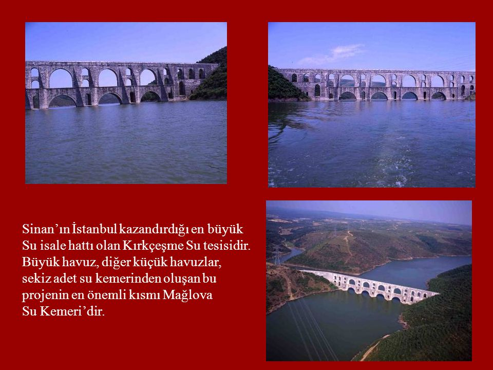 Sinan'ın İstanbul kazandırdığı en büyük