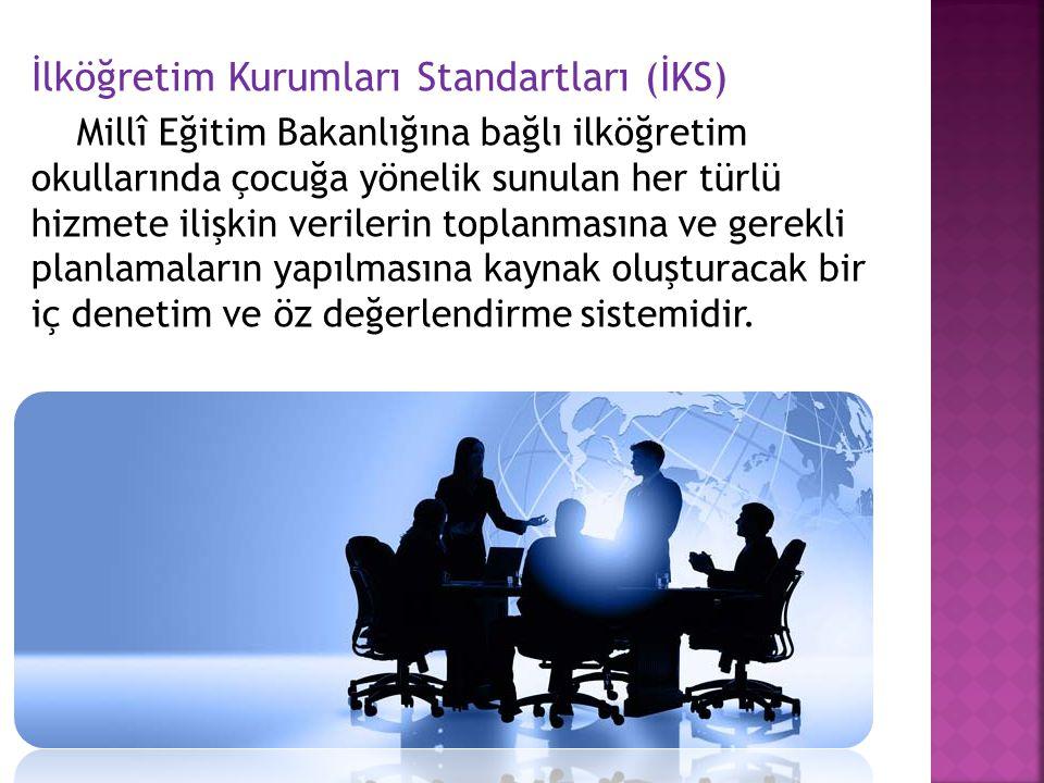 İlköğretim Kurumları Standartları (İKS)