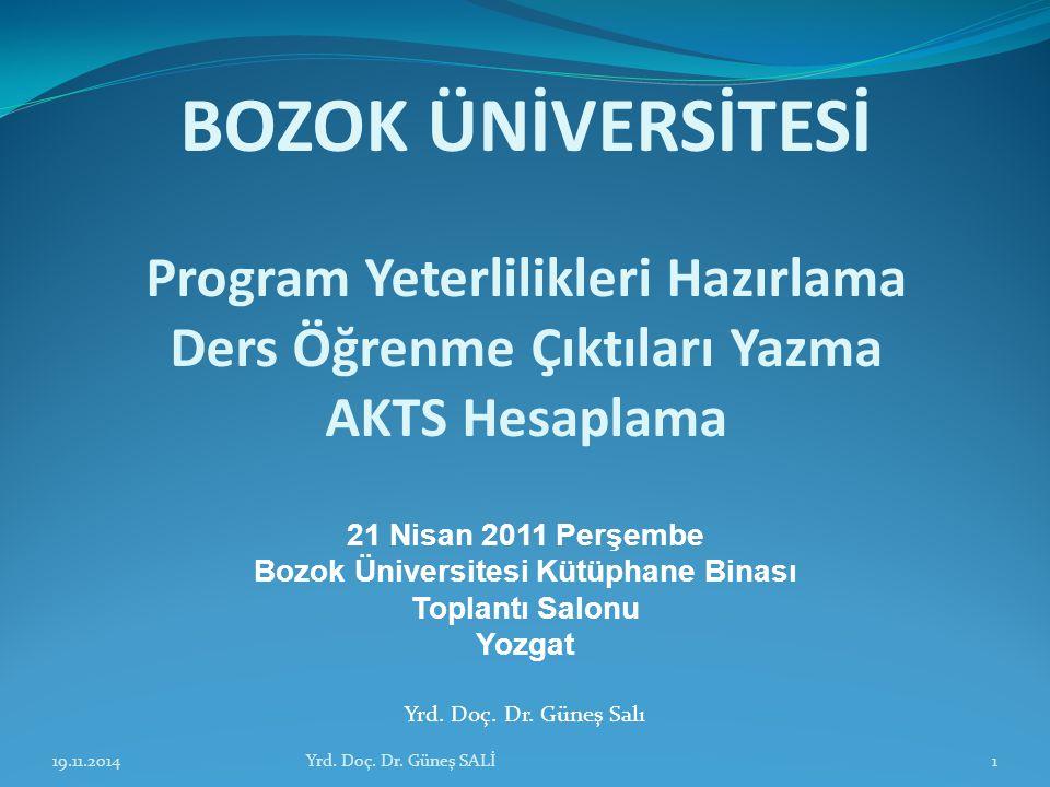 Bozok Üniversitesi Kütüphane Binası