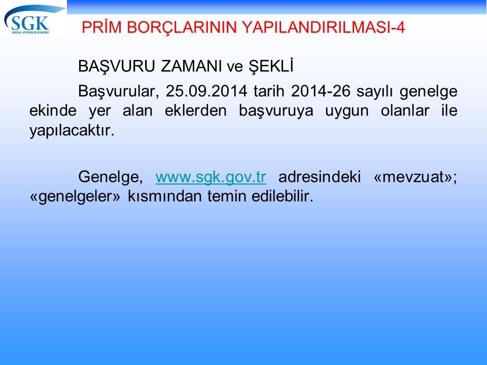 PRİM BORÇLARININ YAPILANDIRILMASI-4
