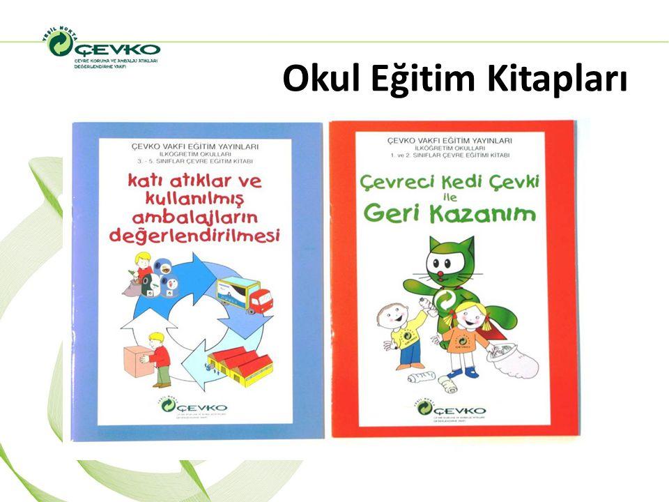 Okul Eğitim Kitapları