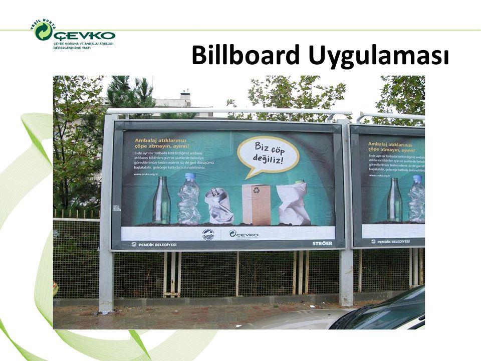 Billboard Uygulaması