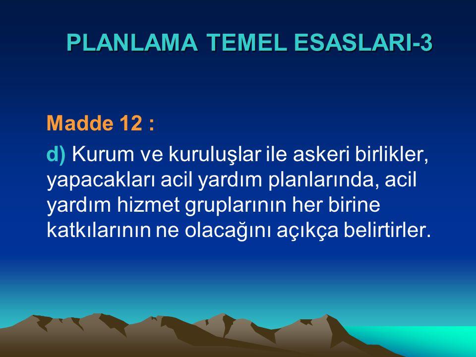PLANLAMA TEMEL ESASLARI-3