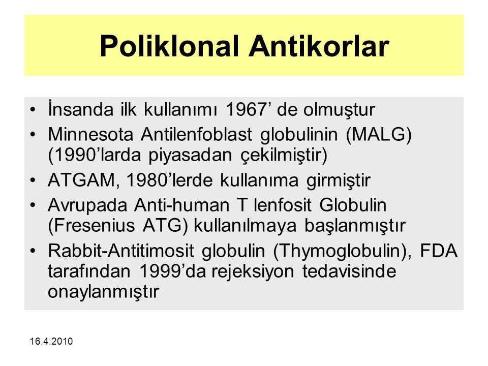 Poliklonal Antikorlar