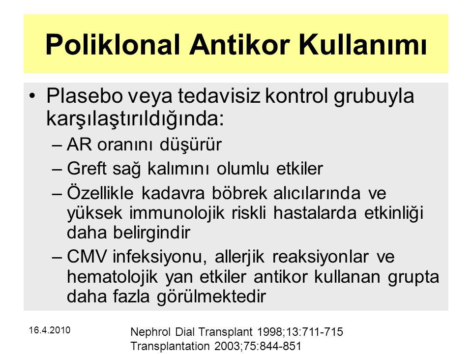 Poliklonal Antikor Kullanımı