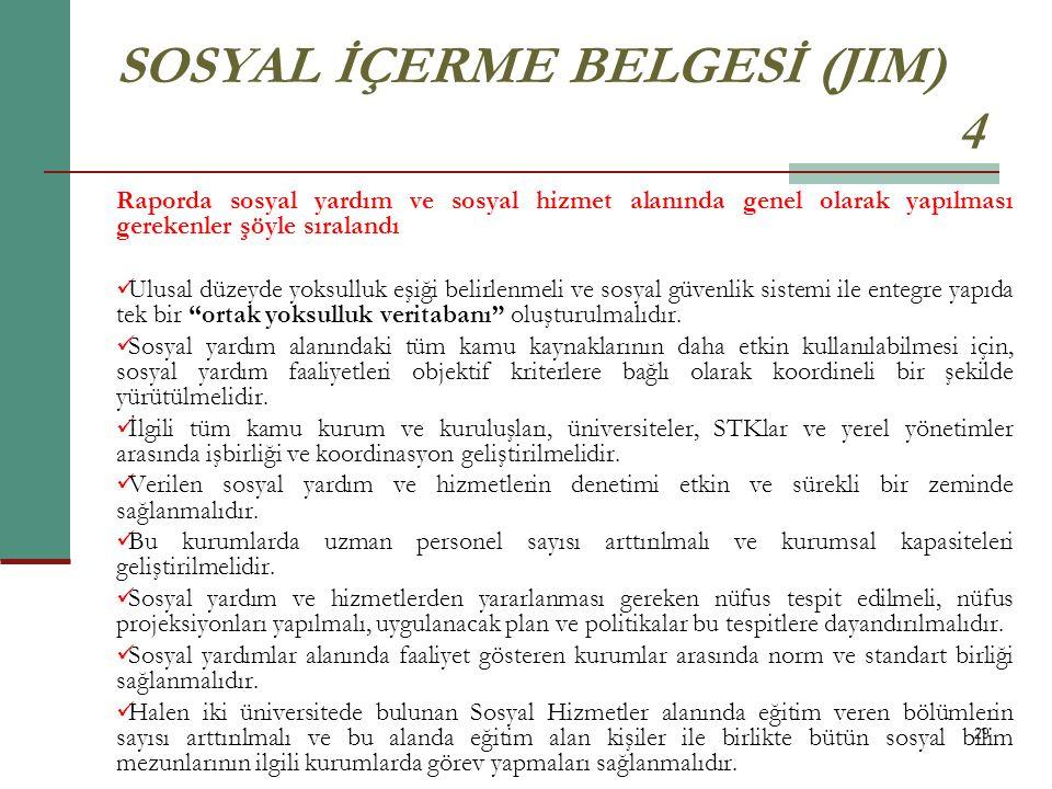 SOSYAL İÇERME BELGESİ (JIM) 4