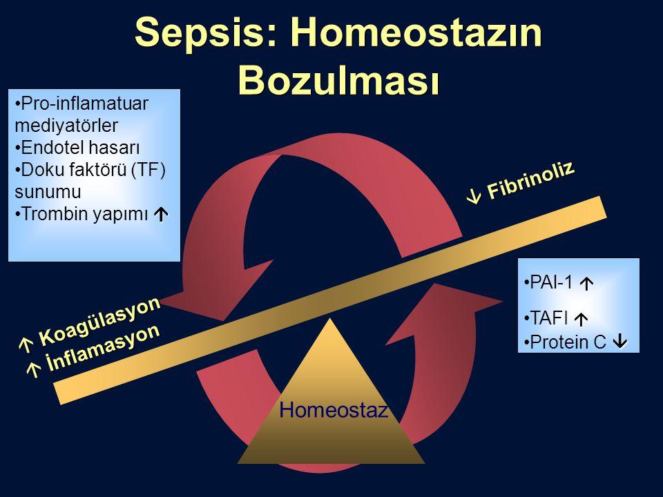 Sepsis: Homeostazın Bozulması