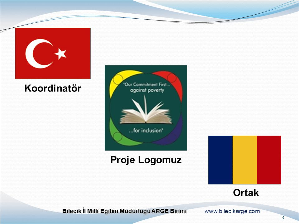 Koordinatör Proje Logomuz Ortak