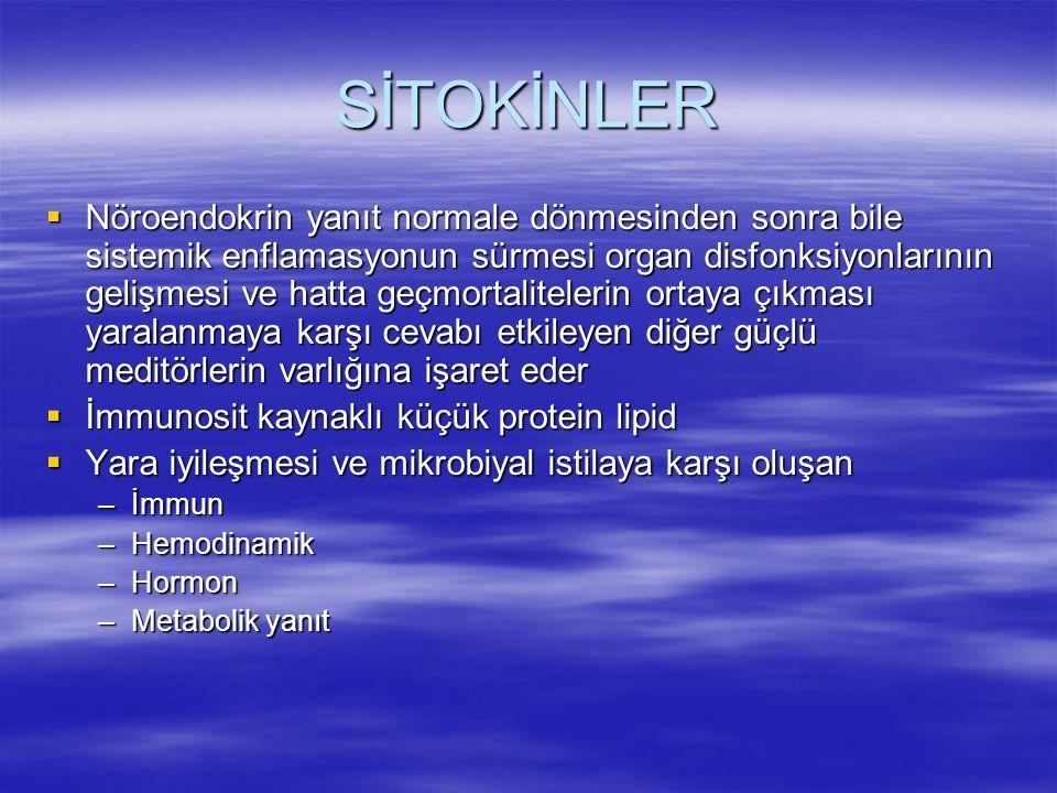 SİTOKİNLER