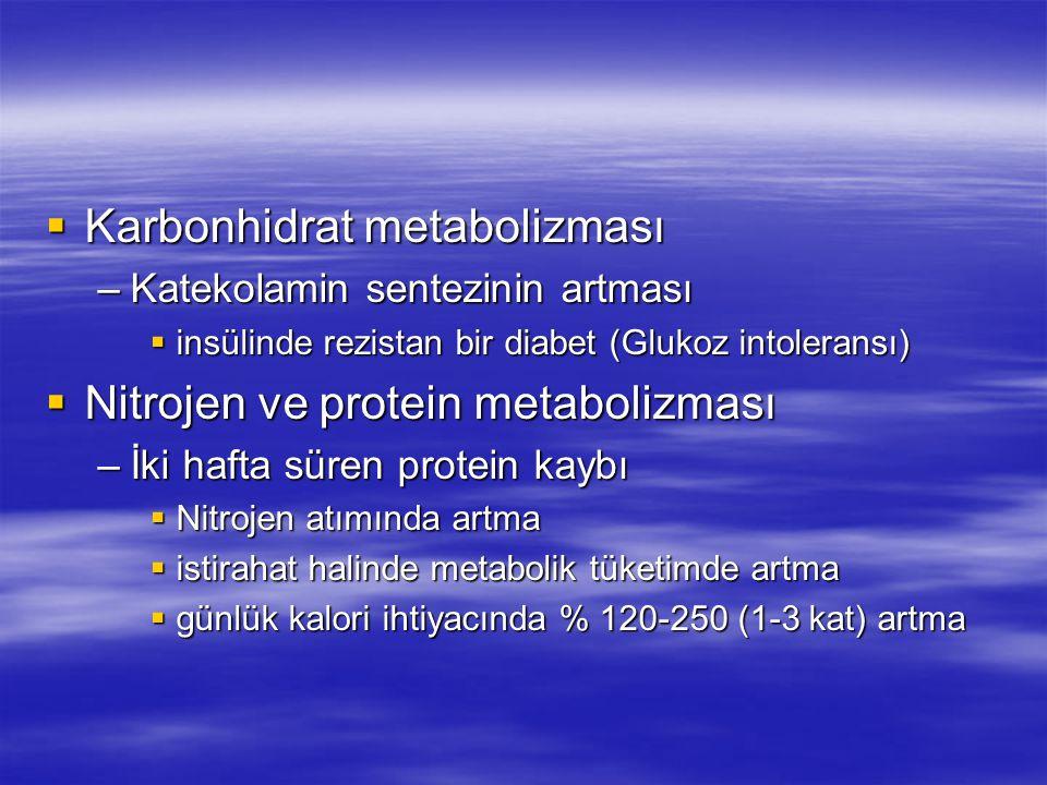 Karbonhidrat metabolizması