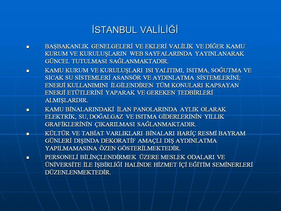 İSTANBUL VALİLİĞİ