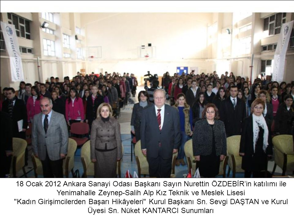Yenimahalle Zeynep-Salih Alp Kız Teknik ve Meslek Lisesi