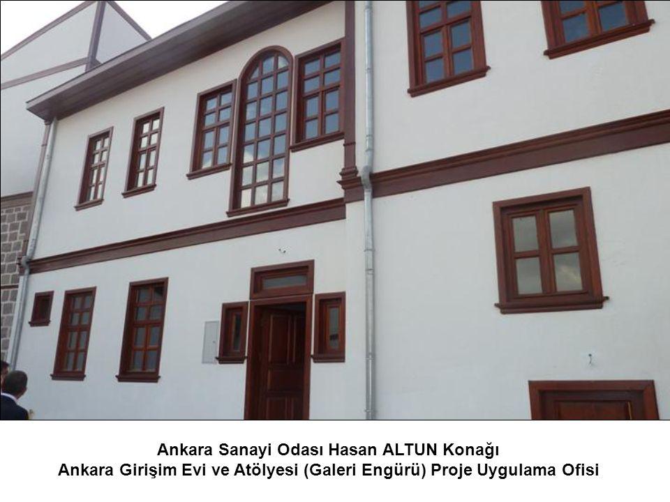 Ankara Sanayi Odası Hasan ALTUN Konağı