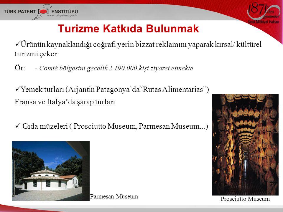 Turizme Katkıda Bulunmak