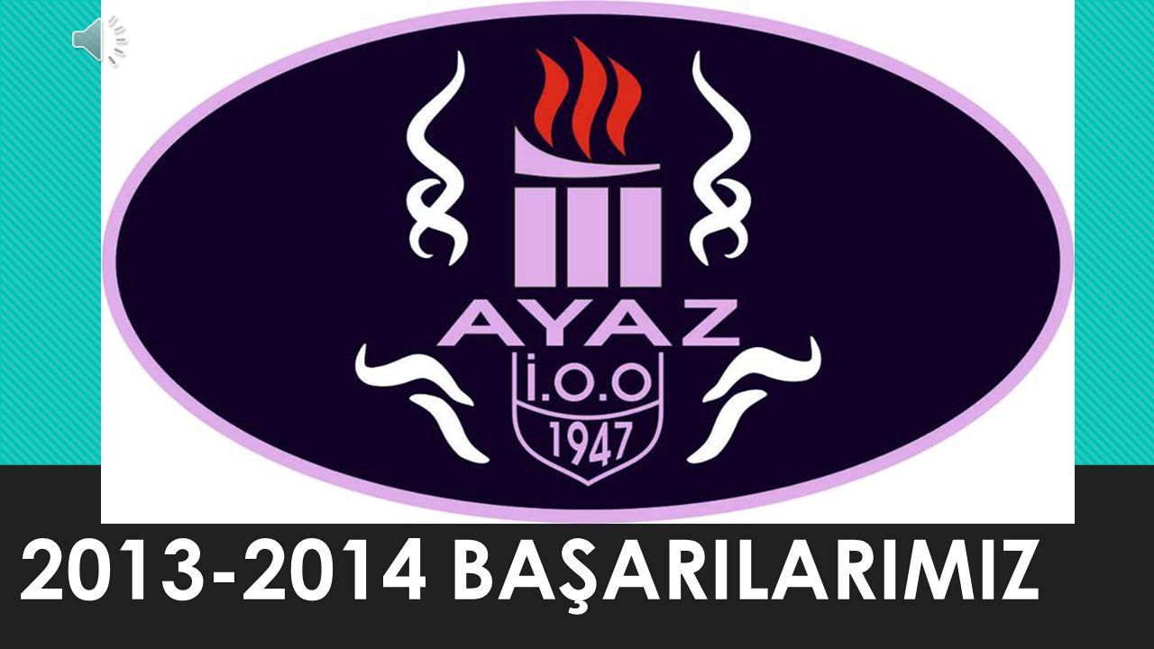 2013-2014 BAŞARILARIMIZ