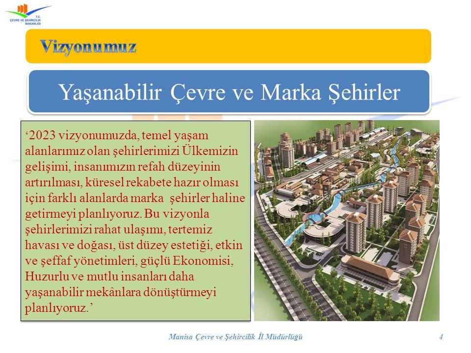 Manisa Çevre ve Şehircilik İl Müdürlüğü