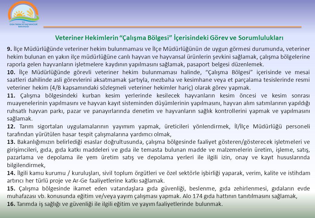 TEŞEKKÜRLER www.tarim.gov.tr www.usaktarim.gov.tr