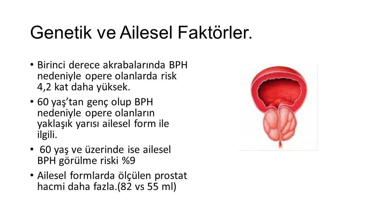 Genetik ve Ailesel Faktörler.