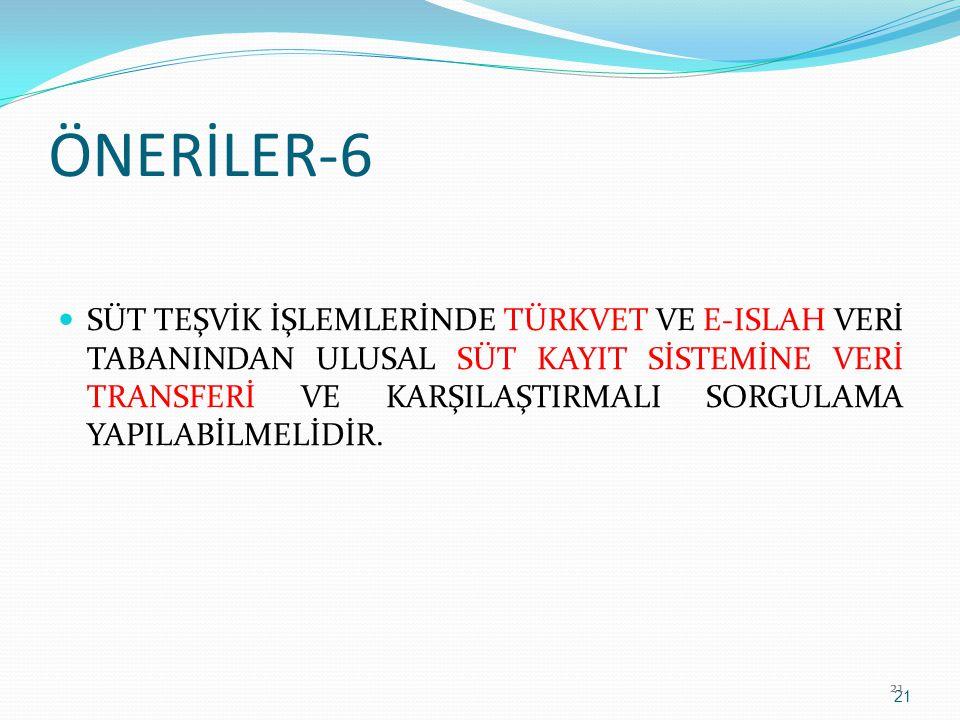 ÖNERİLER-6