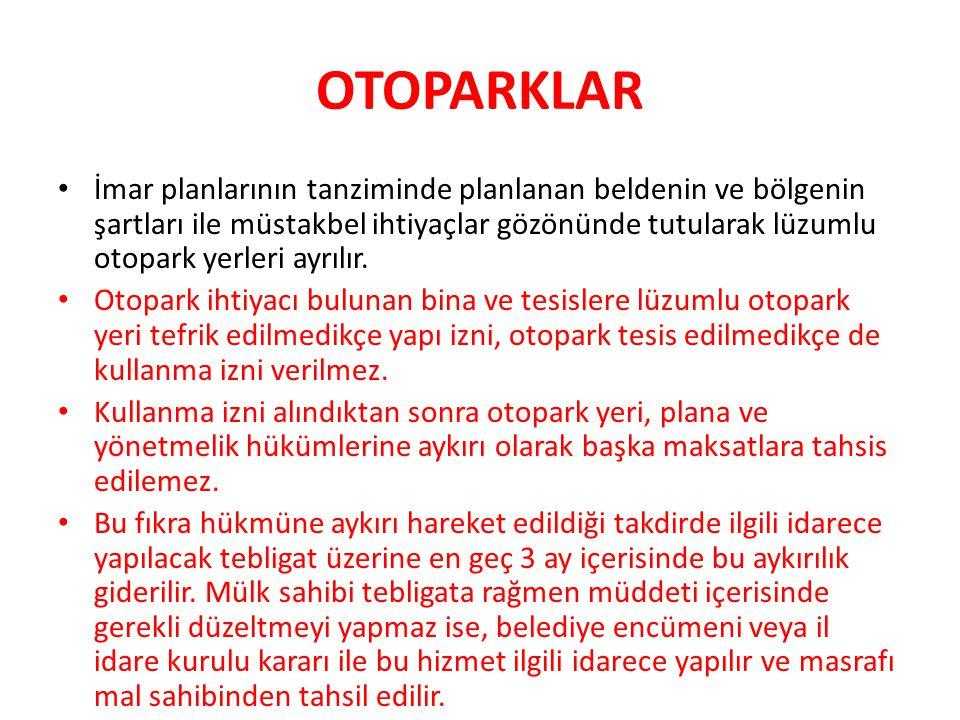 OTOPARKLAR
